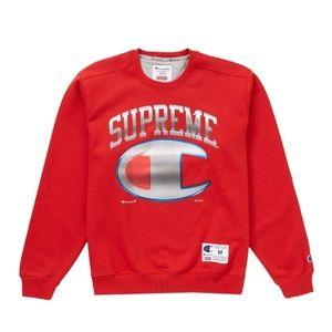 Supreme Champion crewneck sweater